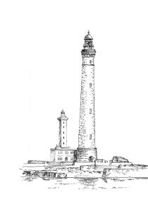 563 Finistère nord – Phare de l'Ile Vierge – Plouguerneau