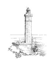 569 Finistère nord – Phare du Portzic – Brest