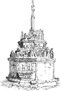 570 Côtes d'armor – Calvaire Monumental – Kergrist Moelou