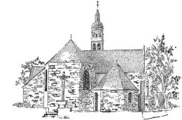 571 Finistère centre – Notre Dame de Lorette – Roudouallec
