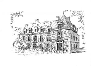 573 Morbihan – Château de Tronjoly – Gourin