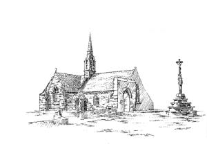 577 Finistère – Chapelle de Penhors – Pouldreuzic