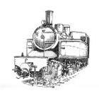 579 Finistère – Carhaix – Locomotive e.415