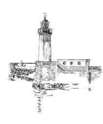 580 Finistère – Feu du Guilvinec – Le Guilvinec