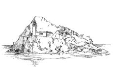 582 Finistère nord – Phare de l'Ile-Louët – Morlaix