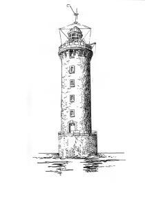 586 Finistère – Phare de Kéréon – Ouessant