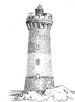 591 Phare des Pierres Noires – Mer d'Iroise