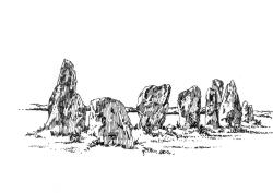 595 Alignements de Lagatjar – Crozon – Finistère Nord
