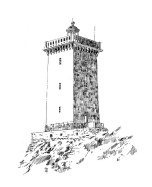599 Finistère nord – Feu de Kermorvan – Le Conquet