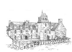 600 Finistère nord – Manoir de Tronjoly – Cléder