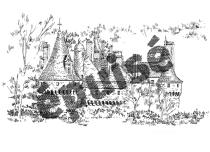 608 Finistère – Château de Kerouzere [épuisé]