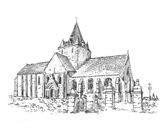 611 Finistère – Chapelle de Kernitron – Lanmeur