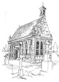 612 Finistère – Ossuaire et cimetière de Landivisiau