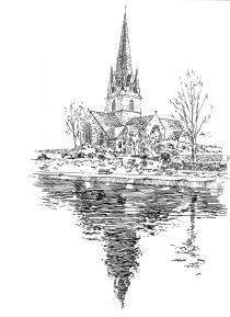 614 Finistère – Eglise notre Dame Rosporden