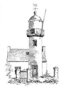 621 Finistère – Feu de Kériolet – Beuzec-Conq – Concarneau