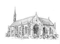 623 Finistère – Chapelle de Quilinen – Landrevarzec