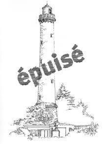624 Finistère sud – Phare de la Pyramide – Bénodet [épuisé]