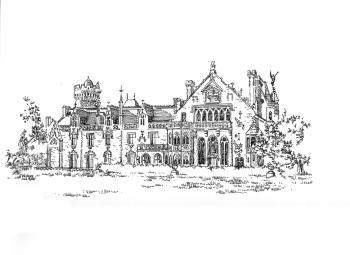 629 Finistère – Château de Keriolet – Beuzec-Conq