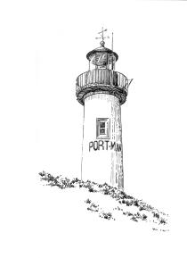 633 Finistère – Feu de Port Manec'h – Névez