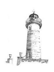 635 Finistère – Feu de l'île Tristan – Douarnenez