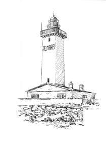 636 Finistère – Phare de Penfret – Les Glénans