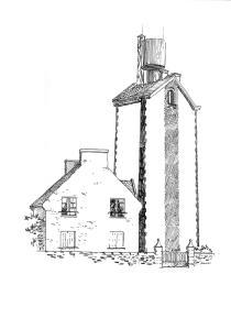 641 Finistère – Feu de Croas Malo – Lechiagat