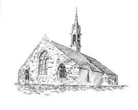 642 Finistère – Chapelle St Boscat – Treogat