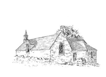 650 Finistère – Chapelle St Marine – Combrit