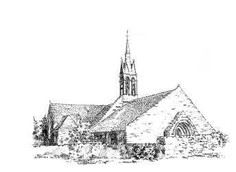651 Finistère – Chapelle de la Treminou – Plomeur