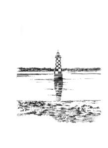 652 Finistère – Balise La Perdrix – Loctudy