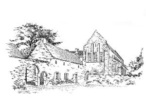 659 Abbaye de Daoulas – Finistère