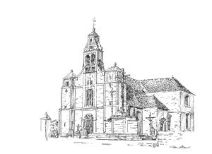 660 Finistère – Eglise de Plomeur