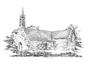 661 Finistère – Chapelle St Evy – Treguennec