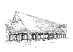 663 Finistère – Halles de Plouescat