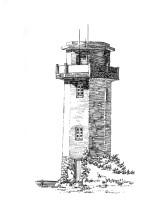 665 Finistère – Feu de Lochrist – Pointe St Mathieu