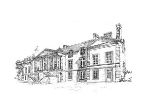 669 Finistère – Château de Lanniron – Quimper