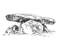 674 Finistère – Dolmen Kerpinvic – Quimperlé