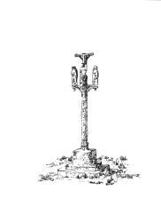 687 Finistère – Calvaire – Poullaouen
