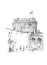 691 Côtes d'armor – Le Donjon Dinan