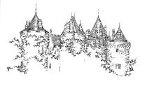 692 Ille-et-Vilaine – Château de Combourg