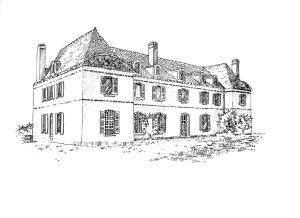696 Finistère – Château de Kerampuilh – Carhaix