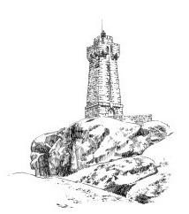 697 Côtes d'Armor – Phare de Men Ruz – Ploumanac'h
