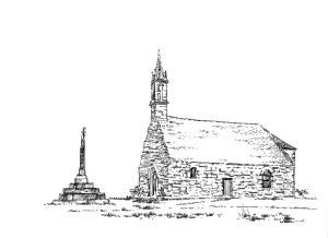 703 Finistère – Chapelle St Antoine – Melgven