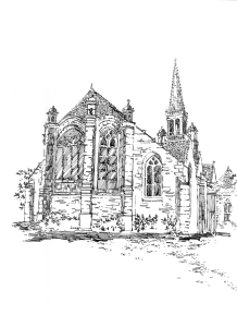706 Finistère – Eglise notre Dame Le Juch