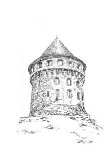 716 Finistère – Tour Tanguy – Brest