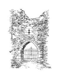718 Ille-et-Vilaine – Château de Comper