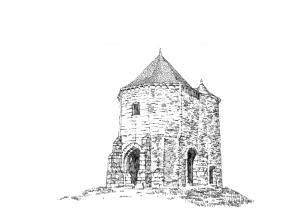 719 Morbihan – Tour de St Eutrope Langourla