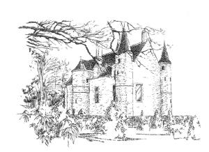 738 Côtes d'armor – Château du Hac