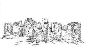 740 Côtes d'armor – Château le Guildo