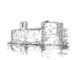 741 Côtes d'armor – Château Corlay